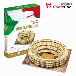 Colosseum 3D puzzle CubicFun
