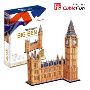 Big Ben 3D puzzle CubicFun
