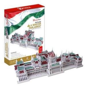 A magyar Parlament Épülete 3D puzzle CubicFun