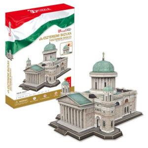 Esztergomi bazilika 3D puzzle CubicFun