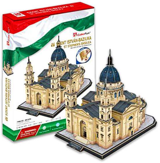 Szent István-bazilika 3D puzzle CubicFun